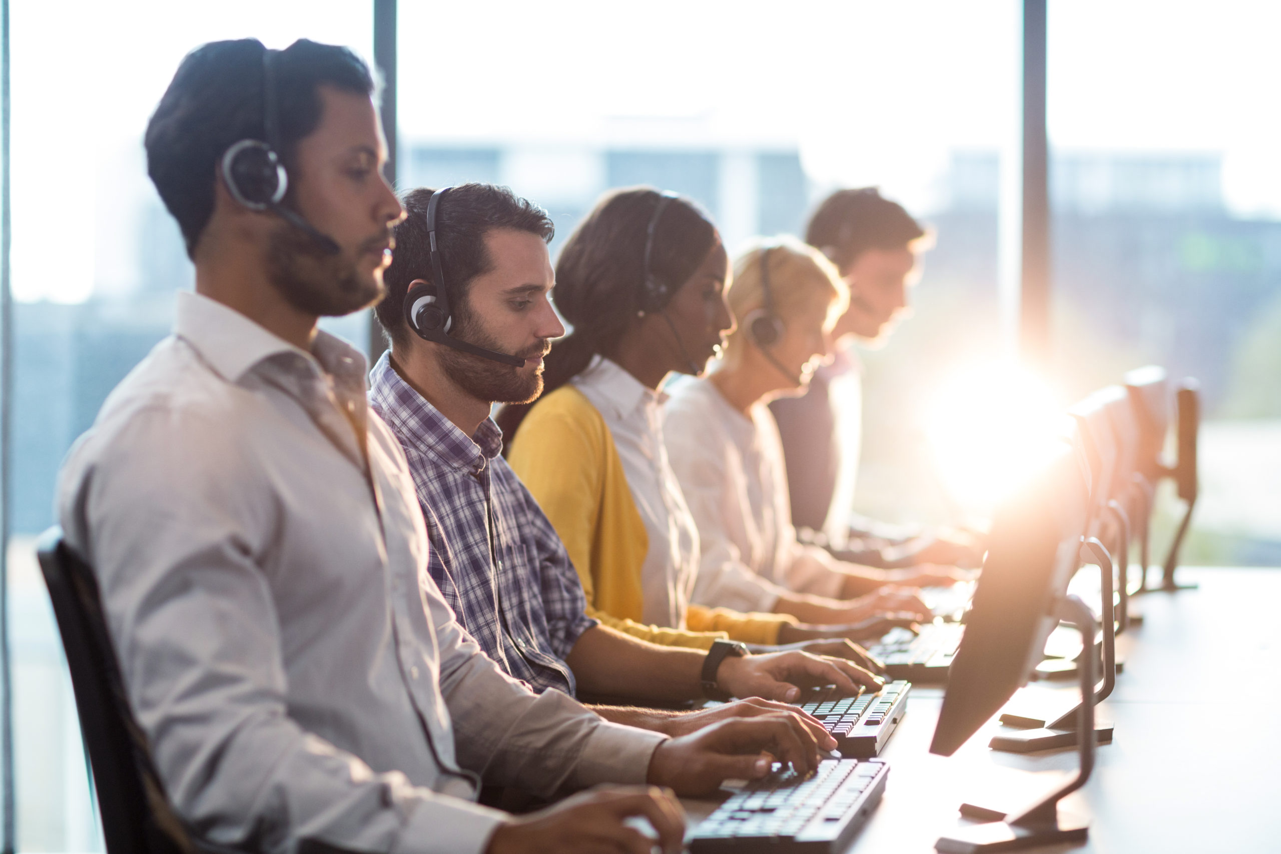 PCI Compliant Call Centre