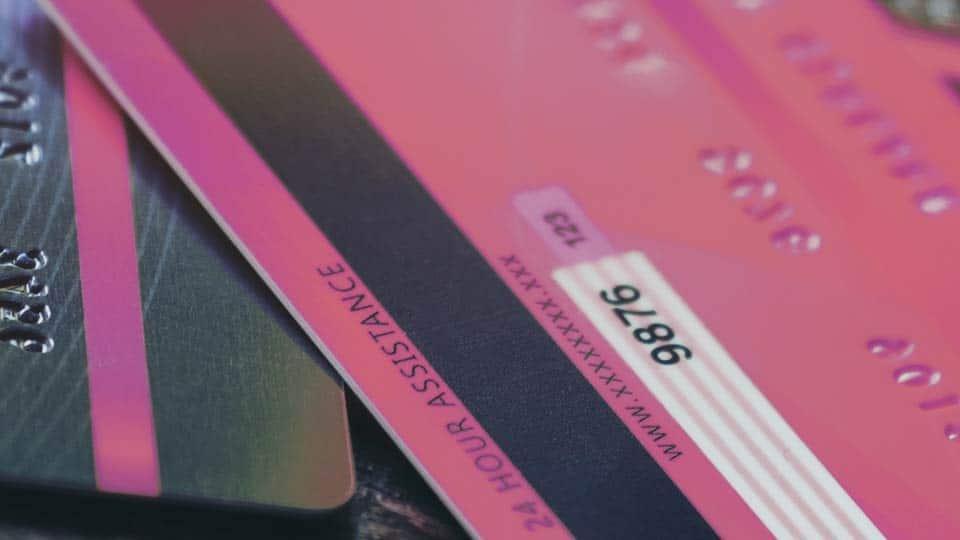 CVC or CVV Number on Credit Card