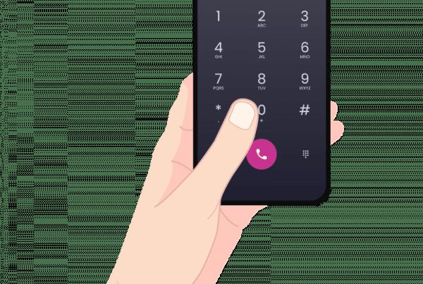 DTMF-Payment-Dial-Screen